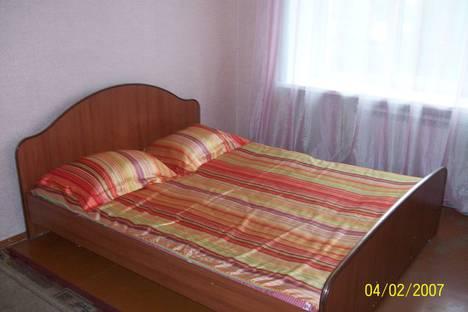 Сдается 1-комнатная квартира посуточно в Архангельске, улица Выучейского, 59.
