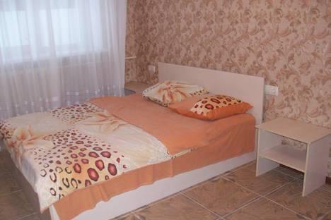 Сдается 2-комнатная квартира посуточно в Архангельске, улица Выучейского, 59.