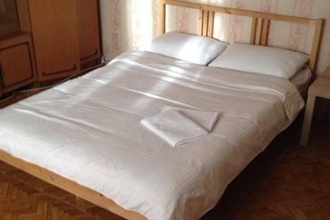 Сдается 1-комнатная квартира посуточнов Прокопьевске, проспект Строителей, 82.