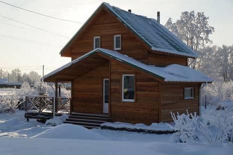 Сдается коттедж посуточнов Сертолове, поселок Агалатово, Совхозная, 10.