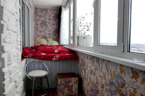 Сдается 2-комнатная квартира посуточно в Ульяновске, бульвар Архитекторов 13.