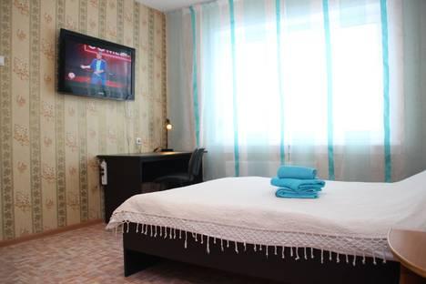 Сдается 1-комнатная квартира посуточно в Новосибирске, спортивная 15.