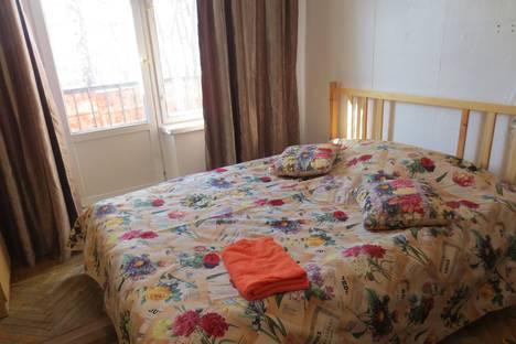 Сдается 2-комнатная квартира посуточно в Москве, 3-я Владимирская улица, дом 26 к 2.