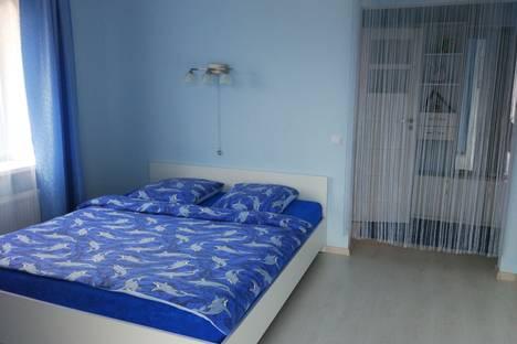 Сдается 1-комнатная квартира посуточно в Зеленоградске, Ул. Ленина, д. 22а.