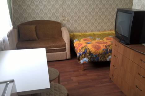 Сдается 1-комнатная квартира посуточнов Казани, улица Медиков 11.