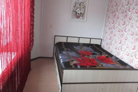 Сдается 1-комнатная квартира посуточнов Тобольске, 9 микрорайон 23а.