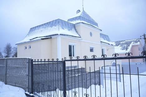 Сдается коттедж посуточно в Сестрорецке, Белоостров, Александровское шоссе, 5.