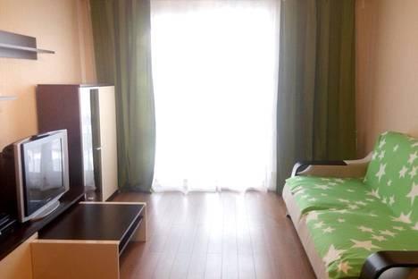 Сдается 1-комнатная квартира посуточнов Орехово-Зуеве, Орехово-зуево улица Барышникова д.21 к.2.
