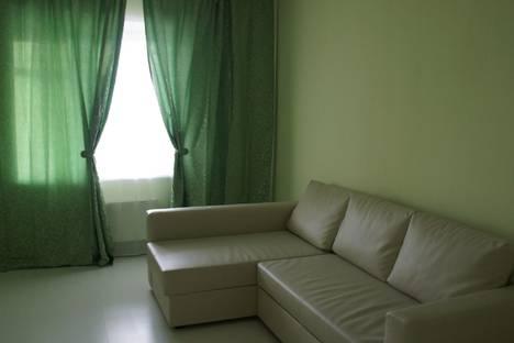 Сдается 2-комнатная квартира посуточнов Екатеринбурге, улица Крауля 51.