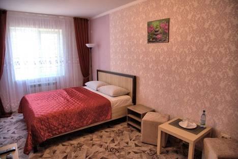 Сдается 1-комнатная квартира посуточно в Белореченске, улица Мира дом 5.