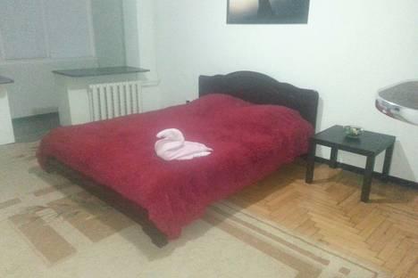 Сдается 1-комнатная квартира посуточнов Нальчике, улица Пушкина, 60.