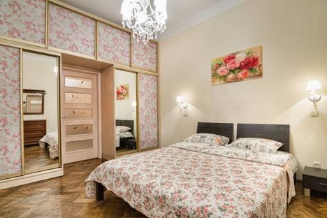 Сдается 2-комнатная квартира посуточно в Львове, Львовская область,ул. Кирилла и Мефодия, 31.