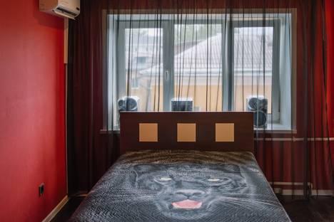 Сдается 1-комнатная квартира посуточно в Твери, Трехсвятская улица, 28.