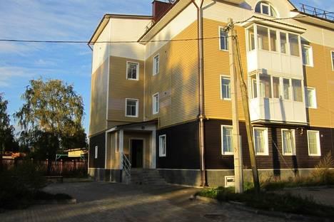 Сдается 1-комнатная квартира посуточно в Вологде, Горького 7.