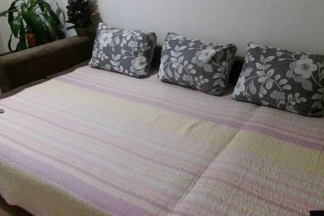 Сдается 1-комнатная квартира посуточно в Челябинске, ул. Гагарина, 24.
