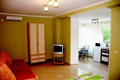 Сдается 1-комнатная квартира посуточно в Новом Свете, улица Голицына, 30.