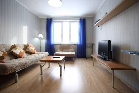 Сдается 1-комнатная квартира посуточно в Чебоксарах, улица Пирогова 1/4.