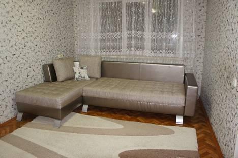 Сдается 3-комнатная квартира посуточно в Павлодаре, улица 1 Мая 25.