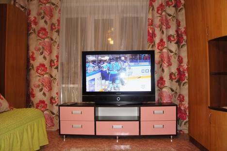 Сдается 1-комнатная квартира посуточно в Павлодаре, улица Короленко 11/1.