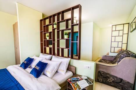 Сдается 1-комнатная квартира посуточно в Калуге, улица Хрустальная, 44к5.