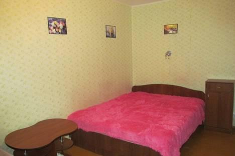 Сдается 1-комнатная квартира посуточно в Калуге, Октябрьская улица, 13 корпус 2.