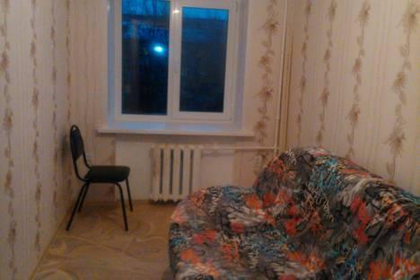 Сдается комната посуточно в Костроме, Калиновская улица.