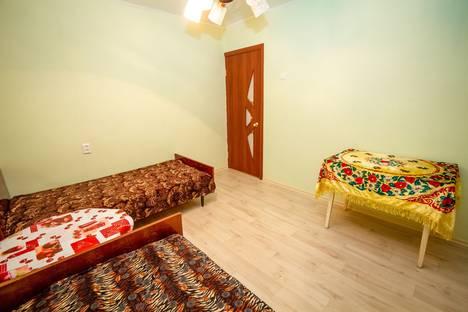 Сдается 2-комнатная квартира посуточно в Череповце, улица максима горького, 67.