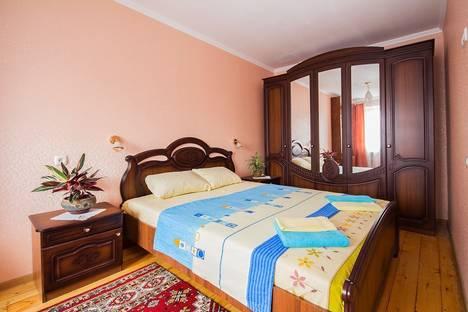 Сдается 3-комнатная квартира посуточно в Минске, улица Смолячкова дом 26.