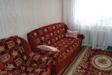 Сдается 1-комнатная квартира посуточнов Кургане, улица Некрасова, 63.