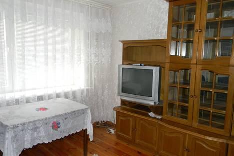 Сдается 3-комнатная квартира посуточно в Кобрине, улица Дзержинского 71.