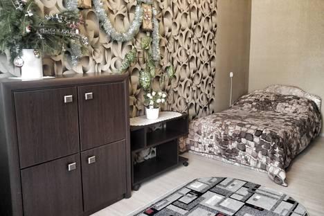 Сдается 1-комнатная квартира посуточно в Кобрине, улица Дзержинского 3.