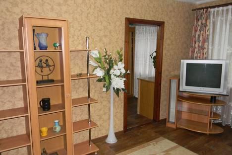 Сдается 2-комнатная квартира посуточнов Кобрине, улица Пушкина 25.