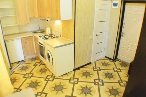 Сдается 1-комнатная квартира посуточнов Адлере, улица Кирова 28а.