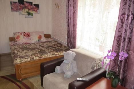Сдается 1-комнатная квартира посуточно в Кобрине, площадь Ленина 6.