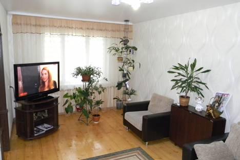 Сдается 3-комнатная квартира посуточно в Кобрине, ул. 700-летия Кобрина 24.