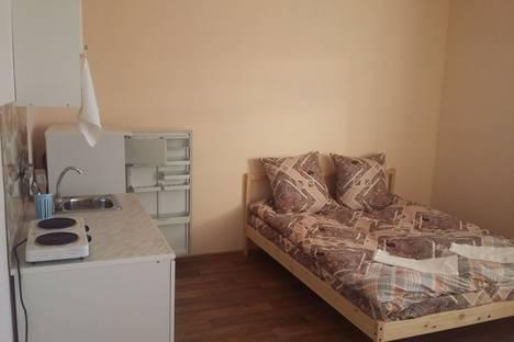 Сдается 1-комнатная квартира посуточно в Чебаркуле, Нагорная улица 4.
