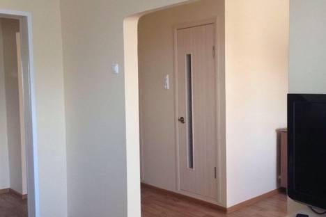 Сдается 1-комнатная квартира посуточно в Миассе, ул. Колесова, 1.