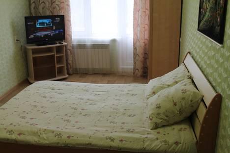 Сдается 1-комнатная квартира посуточнов Пензе, проспект Строителей, 72.