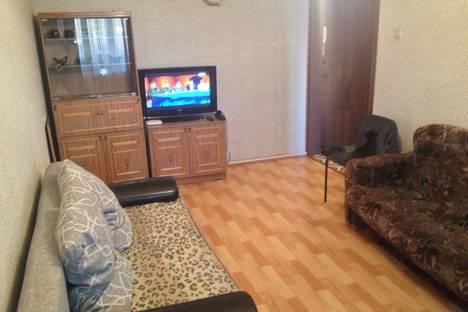Сдается 1-комнатная квартира посуточнов Уфе, Революционная улица, 80/1.