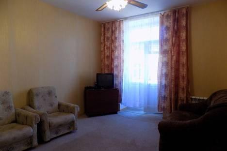 Сдается 2-комнатная квартира посуточно в Рыбинске, Зои Космодемьянской улица д.1.