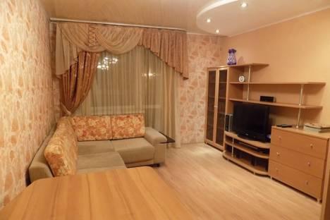 Сдается 1-комнатная квартира посуточнов Рыбинске, ул. Плеханова д.30.