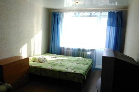 Сдается 1-комнатная квартира посуточнов Рыбинске, улица Юбилейная д.6.