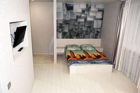Сдается 1-комнатная квартира посуточно, проспект Ленина, 14.