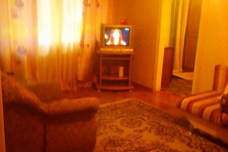 Сдается 2-комнатная квартира посуточно в Юбилейном, Калининград,ул.Пролетарская,д.25.