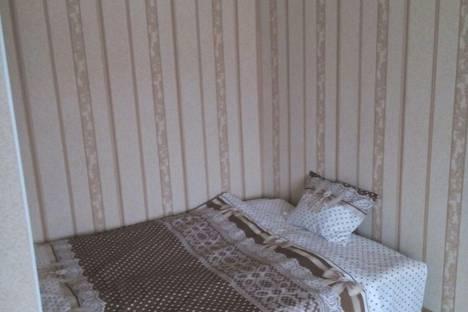 Сдается 1-комнатная квартира посуточнов Новой Каховке, улица Мелитопольская, 194.