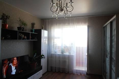 Сдается 1-комнатная квартира посуточно в Новосибирске, улица Фадеева, 66.
