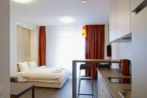 Сдается 1-комнатная квартира посуточно в Калуге, улица Площадь Победы д.2.