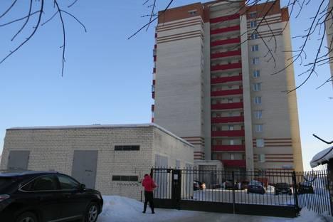 Сдается 1-комнатная квартира посуточно, улица Карельцева 90/1.