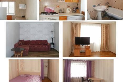 Сдается 2-комнатная квартира посуточнов Рыбинске, улица Крестовая, 126.