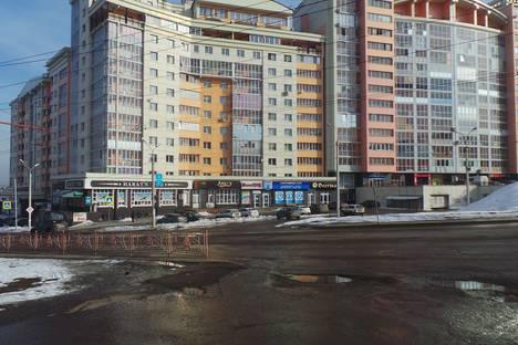 Сдается 1-комнатная квартира посуточно в Иркутске, Университетский 1б/1.